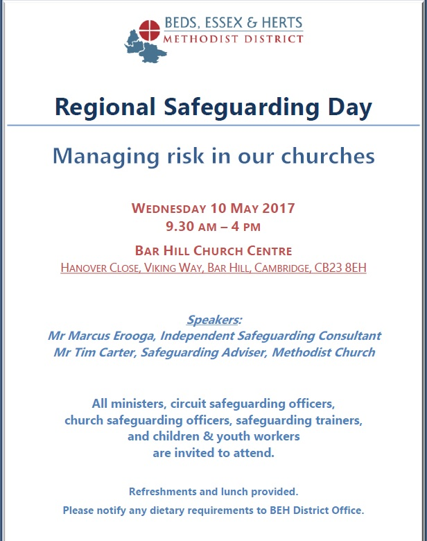 Regional Safeguarding Day May